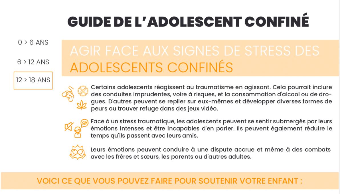 fiche guide adolescent