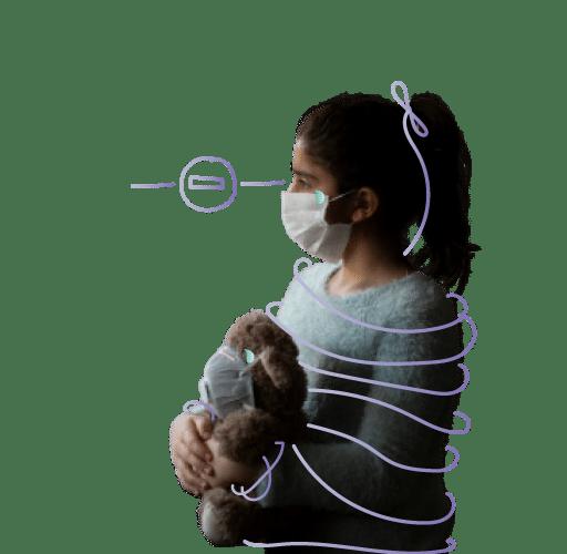 Aider son enfant face au stress du confinement
