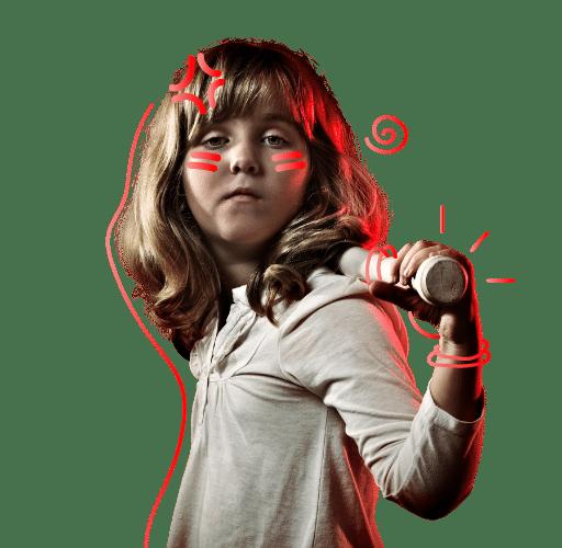 agressivité enfant